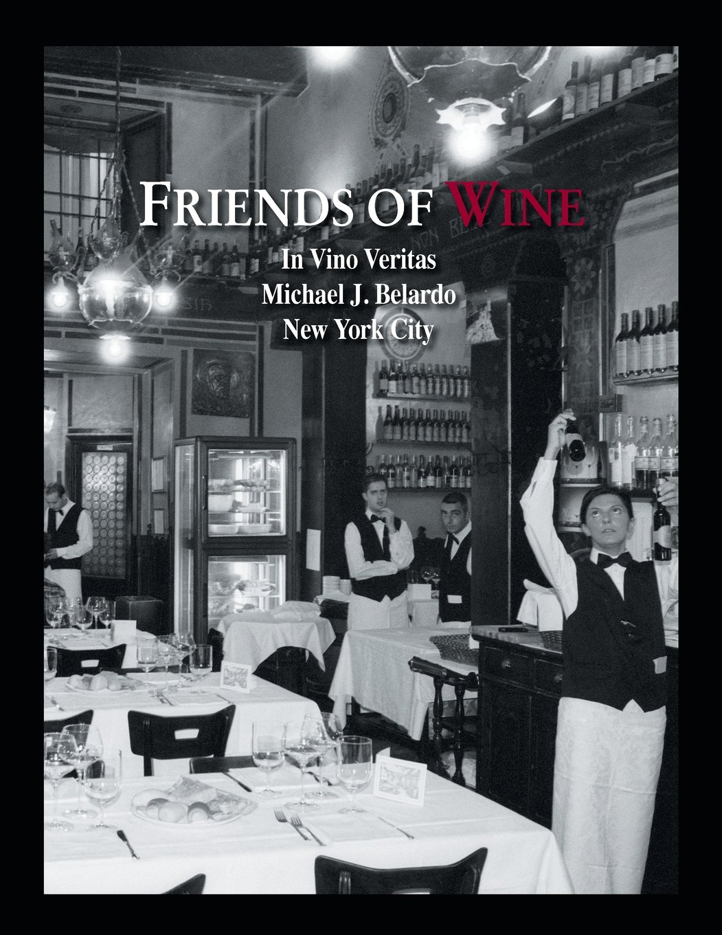 Friends of Wine Cover
