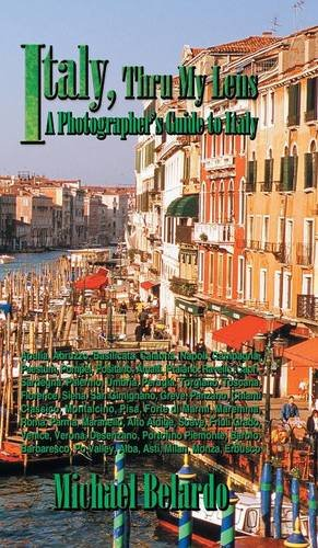 Italy Book Cover